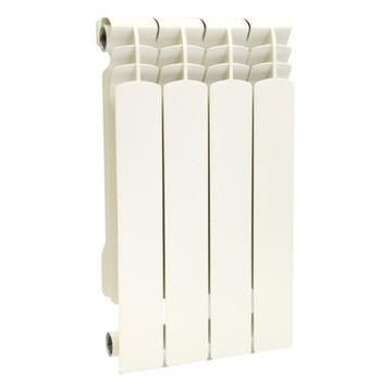 Радиатор алюм. FERROLI POL 500-10 (глубина 98)