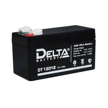 Аккумулятор для сотовой системы контроля отопительного оборудования (1,2 Ач, 12 В)