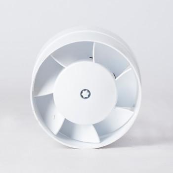 Купить Вентилятор осевой канальн. вытяжн D100 AURAMAX VP 4 в Москве, цены, Строительный двор