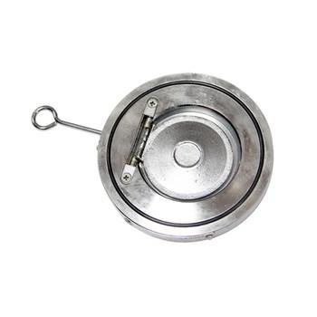 Клапан обратный дисковый Одностворчатый DN125 Py16 Tecofi