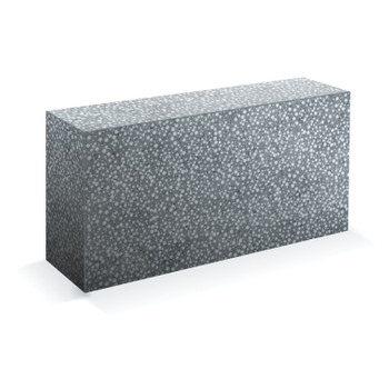 Блок полистиролбетонный 588x300x188 мм, D500
