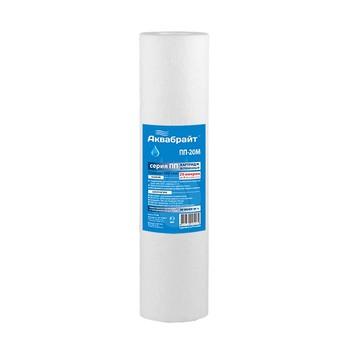 Картридж из вспененного полипропилена для механической очистки 20мкр. USTM