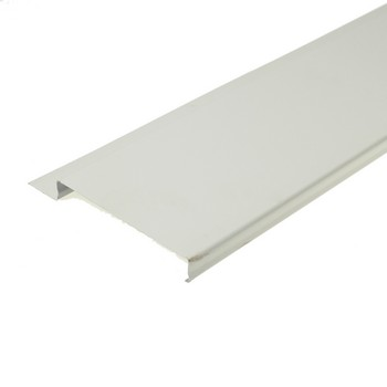 Рейка белая AN85/AC A903RUS01 закрыт. типа (4м) (Албес)