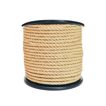 Веревка джутовая д 10 мм, 150 м (катушка)