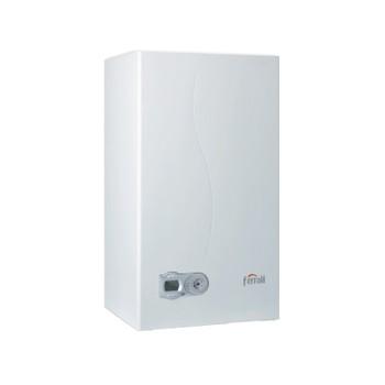 Котел газ. настенный DIVA F32 White (32кВт,2к,закр.кам.,2 т/о,ЖК дисп.,белый) FERROLI