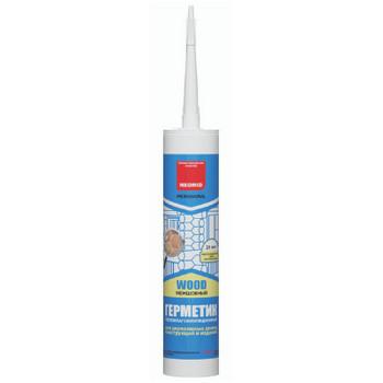 Герметик по деревянным поверхностям Neomid Professional, картридж 310 мл