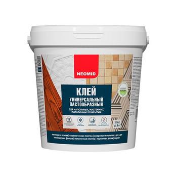Клей универсальный строительный Neomid, 10 кг
