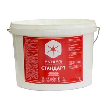 Жидкий керамический теплоизоляционный материал АКТЕРМ Стандарт 10 л.