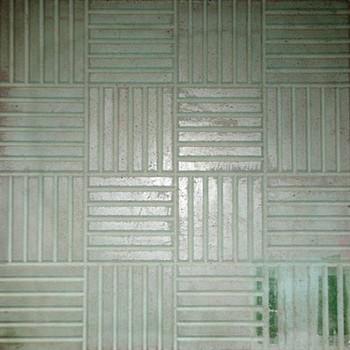 Плитка тротуарная Шахматы зеленые(300х300х30)