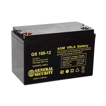 Аккумулятор для ИБП GS 100-12