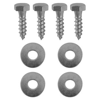 Комплект шурупов для крепления кронштейнов к фильтрам BB (4 болта, 4 шайбы)