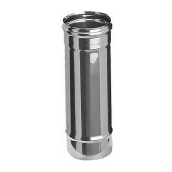 Дымоход 1м (430/0,8 мм) Ф150 Ferrum
