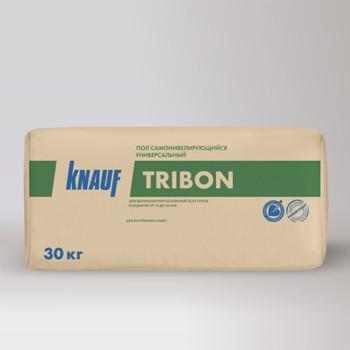 Ровнитель гипсо-цементный Кнауф Трибон, 30 кг