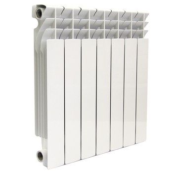 Радиатор алюминиевый RADENA 500 12 секций