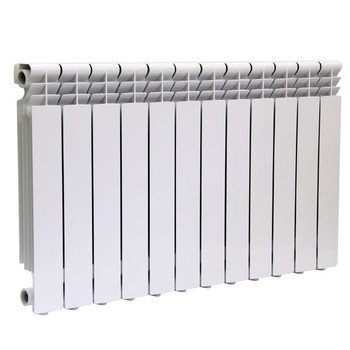 Радиатор алюм. KONNER LUX 500-12 (глубина 80)