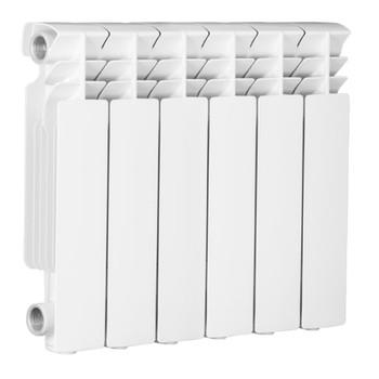 Радиатор алюминиевый RADENA 350 6 секций