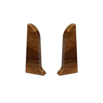 Заглушка Bonkeel Color в блистере 2шт (131, Орех африканский, пара (левая + правая))