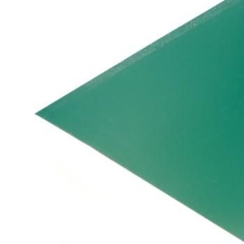 Лист плоский (ПЭ-6005-0,45 мм) 1,25х2 зеленый мох