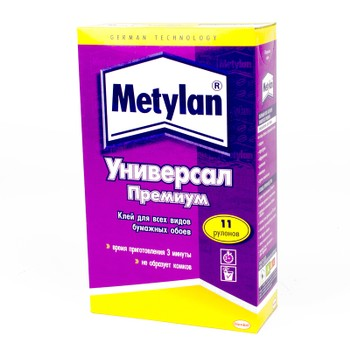 Клей обойный Метилан Универсал Премиум (Henkel), 250гр