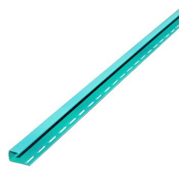 Профиль J (бирюза) 3,8 м Файн Бир