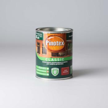 Декоративно-защитное средство д/дерева Pinotex Classic Рябина, 1л