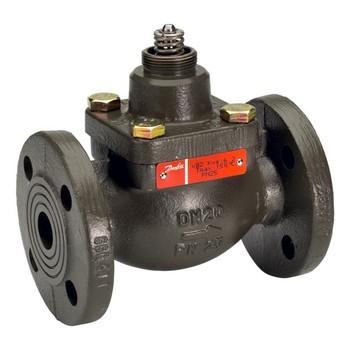 Клапан регулирующий VB2, Ду50, Kvs40,0, фланц. Danfoss