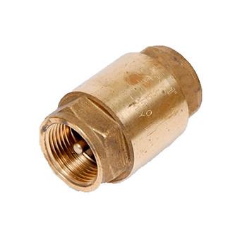 Клапан обратный пружинный тип 065B Ду32, Ру18, Кvs18, с внутр.резьб. Danfoss