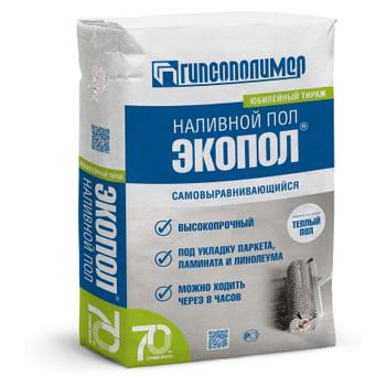 Ровнитель для пола Экопол, 20 кг