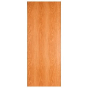 Полотно дверное Модель ДГ 001 глухое (Миланский Орех, 600*2000мм, Коллекция Классик, пр-во «Прометей», ПДСГ)