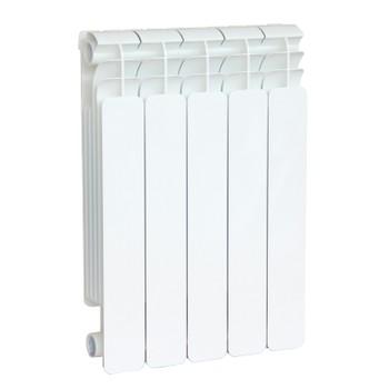 Радиатор алюм. FARAL TRIO UP 500-4 (глубина 95 мм)