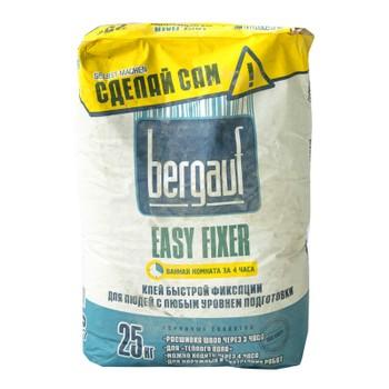 Клей для плитки Bergauf Easy Fixer, 25 кг