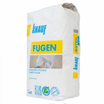 Шпаклевка универсальная гипсовая Кнауф Фуген 5 кг