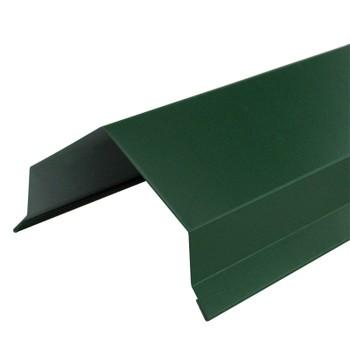 Парапет 2000х120 мм (ПЭ-01-6005-ОН), зеленый мох