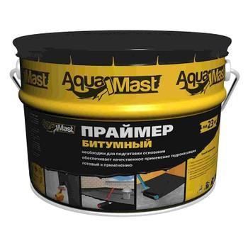 Праймер битумный AquaMast, 10л (8 кг)