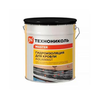 Мастика битумно-резиновая AquaMast, 10кг