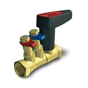 Клапан балансировочный BALLOREX VENTURI FODRV Р/Р ДУ50, 4855000H- 001003