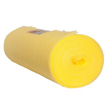 Подложка для ламината Bonkeel Easy желтая (2 мм, 1 м, НП, (упак.50,м2))