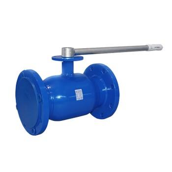 Кран шаровый Temper ф/ф DN150, PN25, ISO