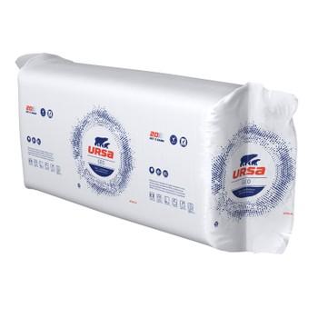 Утеплитель URSA П-15 1250х610х50 мм 20 штук в упаковке