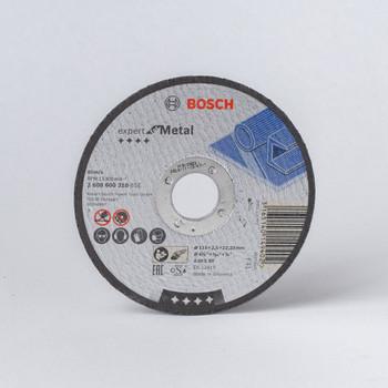 Круг по металлу отрезной 115х2,5мм, BOSCH