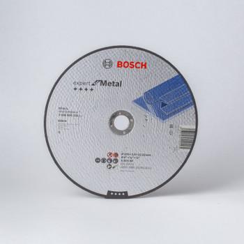 Круг по металлу отрезной 230х3,0мм, BOSCH