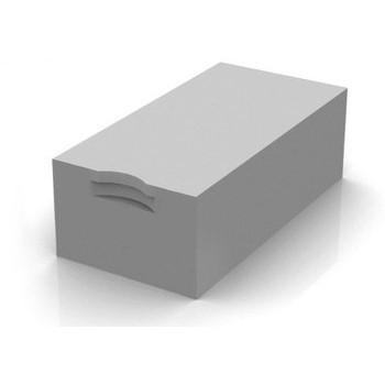 Блок газобетонный Твинблок D500 625х250х300 мм