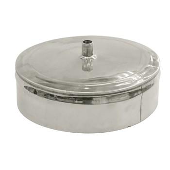 Конденсатоотвод для сэндвича ф250 внутр. (430/0,5) FERRUM
