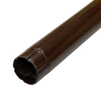 Труба водосточная Ø90х3000 (RAL8017-0,5) шоколад
