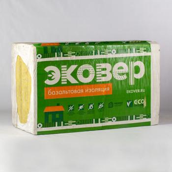 Утеплитель Эковер Вент-Фасад 70 1000x600x50 мм 8 штук в упаковке