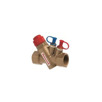 Запорно-измерительный клапан Honeywell DN20 V5001SY2020 (Аналог ASV-M)