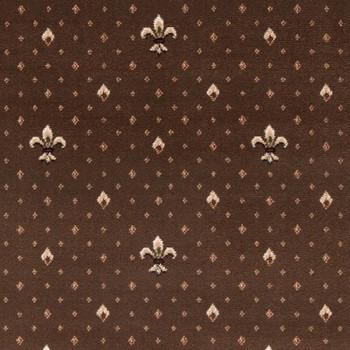 Ковровое покрытие Balta WELLINGTON 4957 0080 коричневый 4 м