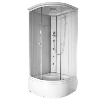Стекло недвижимое для душ.кабины COMFORTY 181