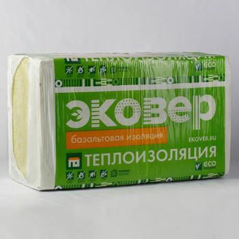 Утеплитель Эковер Лайт Универсал 28 1000x600x100мм 4 штуки в упаковке