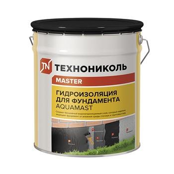 Мастика битумная AquaMast Фундамент, 18кг
